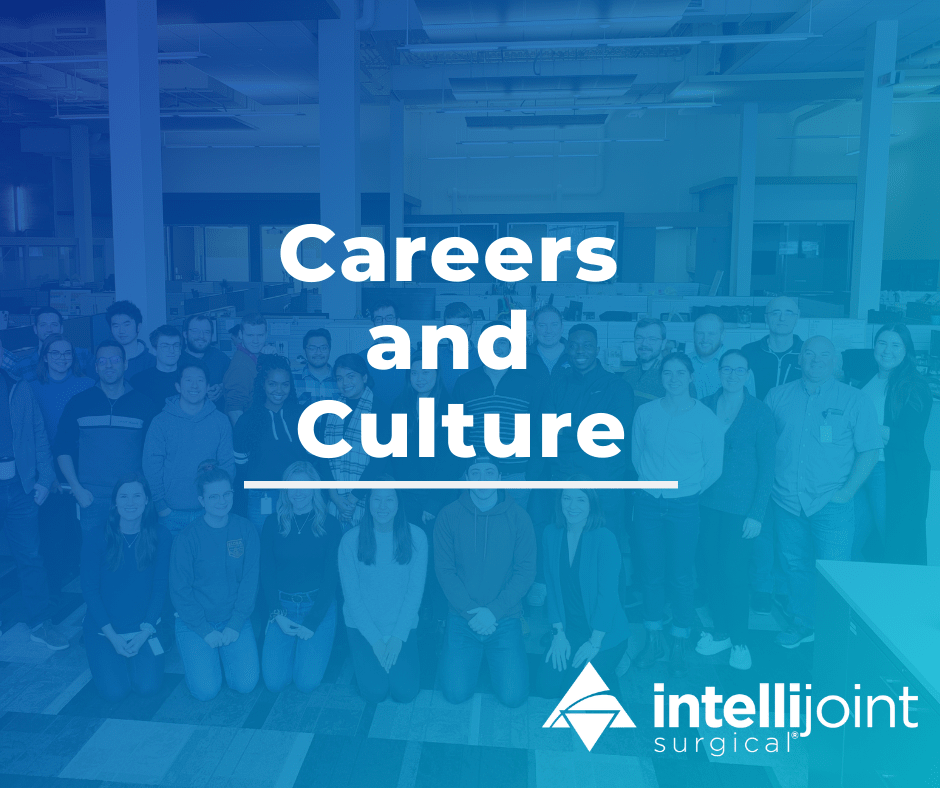 Careers and culture as an Intellijoint employee