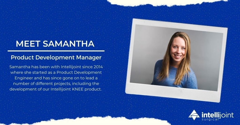Employee Spotlight Samantha McCabe