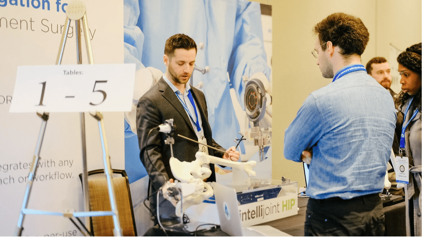 Intellijoint Surgical Booth