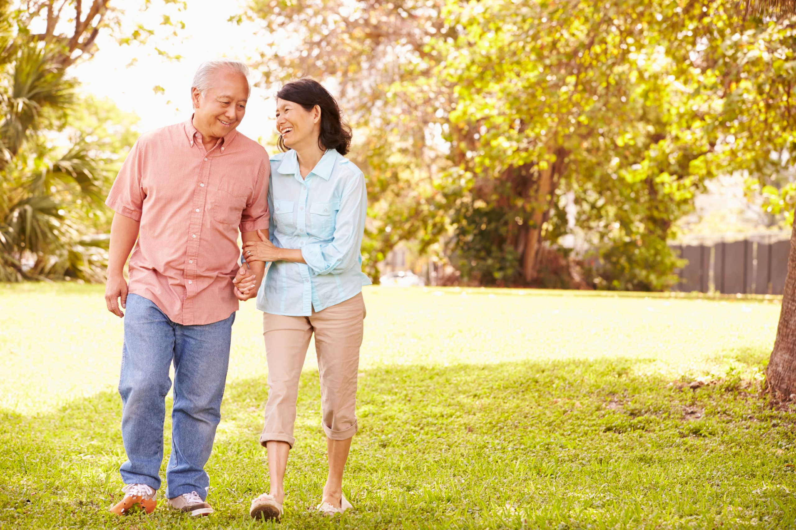 After your total hip replacement, your peace of mind and quality of life may improve.