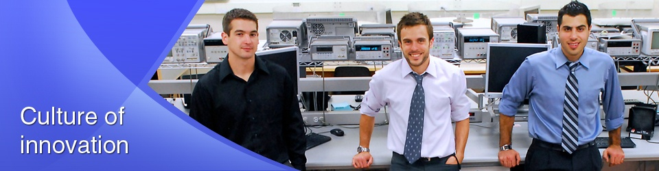 The co-founders of Avenir Medical