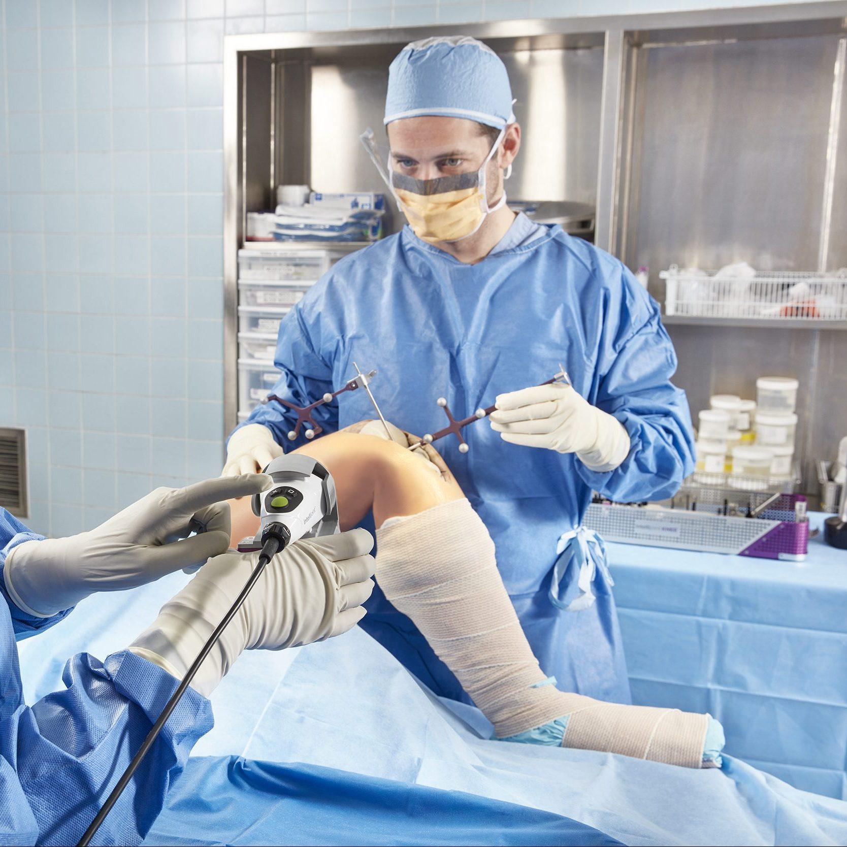 surgery room - knee