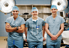 Founders of Intellijoint Surgical